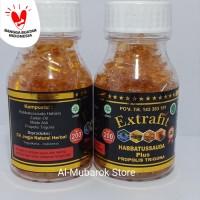 Minyak Habbatussauda oil 4 in 1 Extravit isi 200 kapsul