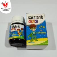 Sakatonik ABC Tablet Hisap Tutti Fruti