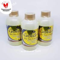 Jelly Gamat Gold G Sea Cucumber 500ml ( Original)