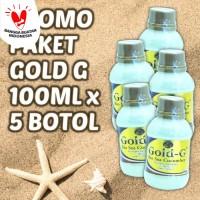 Jelly / Jely / Jeli Gamat Gold G 500 ml / 500ml asli / original