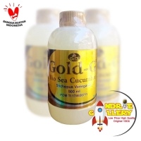 Jelly Gamat Gold G 500 Ml | Jeli Gamat GoldG | Gold-G Original