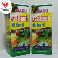 Madu Obat Batuk / Flu / Demam / Stamina original