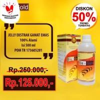 Jelly Gamat Bio Gold G 500 ml / 500ml asli / original