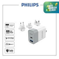 Philips DLP 4320C Quick Charge PD QC Adaptor / Charger