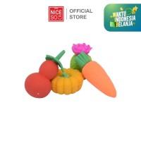 Penghapus NICESO Official Eraser Mini Fruits