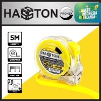 HASSTON PROHEX Rol Meter Transparan 5m x 19mm (3420-032)