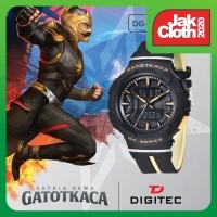 Jam Tangan DIGITECH x GATOTKACA DG-3116T-GK