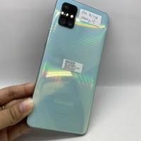 Samsung a71 8/128 mulus molek garansi panjang