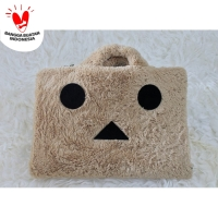 "Danbo 13-14"" softcase/tas laptop,netbook,notebook lucu"