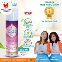 Lavme Disinfectant Spray Anti Virus Organic - 250 ML Arabian Magic