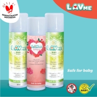 Lavme Spray Anti Bakteri - 3pcs (2varian)