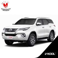 Kaca Film V-KOOL Full Body Toyota Fortuner (VK40+VIP+VIP)