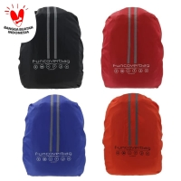 Funcover Raincoat for Backpack (Cover Hujan Tas 35L) Original