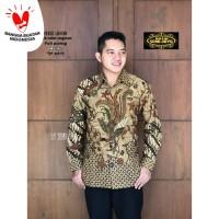 Batik Solo Hem Kemeja Panjang Peksi Luhur SenoJoyo Batik Amanah Suraka