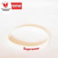 SUPREME Rubber Bracelet Gelang Karet pria wanita