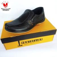 Sale Sepatu pantofel fantovel kulit asli pria kerja dinas formal murah