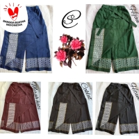 Sarung celana anak 4-6th - Hitam, 2-3 tahun