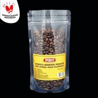 Kopi Biji Sangrai / Roast Bean Robusta Semendo Premium (250gr)