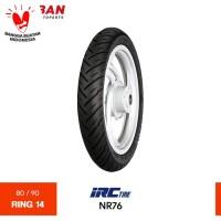 Ban Motor IRC TT NR76 80/90 Ring 14 Tubetype