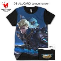 kaos 3d game mobile legend legends alucard demon hunter-8