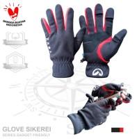 XABA sarung tangan gunung series gadget friendly, sikerei