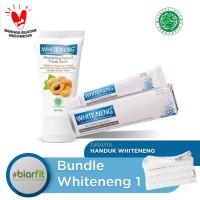 Paket Whiteneng Free Handuk
