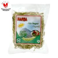Nafisa - Mie Sayur Organik Bayam 67gr - Mie Sayur Sehat