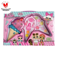 Make Up Ice Cream LOL 2 Susun Mainan Cosmetic Anak Perempuan