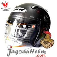 INK Centro Jet Helm SOLID Original Helmet