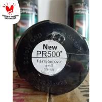 SAMURAI PAINT - PAINT REMOVER - PR500* - PERONTOK CAT