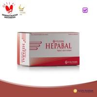 Hepabal - Membantu memelihara kesehatan hati
