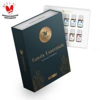 Nusaroma Family Essentials Set - Paket 10 pcs Essential Oils