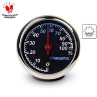 Hygrometer Aksesoris Interior Dashboard Mobil