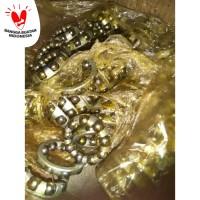 Pelor Sarang Gir Ukuran 1/4 , Steel ball gear 1/4 Sepeda