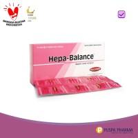 Hepa-Balance - Membantu memelihara kesehatan fungsi hati