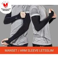 Arm sleeve Sepeda Manset tangan armsleeve sarung tangan anti uv panas