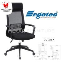 Kursi Kantor Ergotec - 922