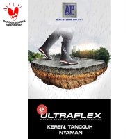 Sepatu Boots AP Ultraflex Multilayer 3 Sole Warna Flexible Kantoran