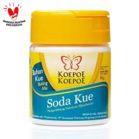 KOEPOE SODA KUE / Baking Soda 81gr