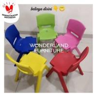 kursi plastik anak sandaran olymplast