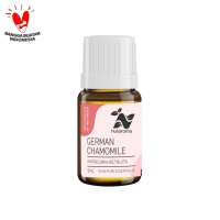 German Chamomile (ABS PG 10 %) Essential Oil 5Ml | 100% Pure & Natural