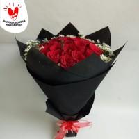 bouquet bunga | buket bunga wisuda | bucket bunga mawar asli | florist