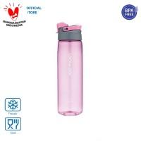 Lock&Lock Botol Air Minum Easy Stopper Bottle 950ml HLC950BLU/PIK/GRN