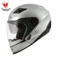Zeus ZS611C - Silver Z611C Helm Modular