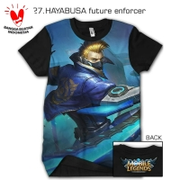 kaos 3d game mobile legend legends HAYABUSA FUTURE ENFORCER - 27