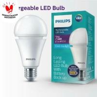 Lampu LED Philips emergency / magic ac dc 7w 7 watt