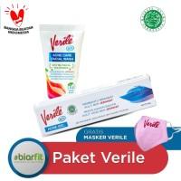 Paket Verile - Free Masker