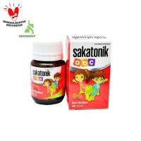 Sakatonik abc Rasa Stroberi Per Botol 30 Tablet Hisap