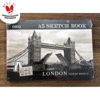 Buku Gambar Sketsa (Sketch Book Kiky A5)