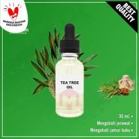 Tea Tree Oil 30ml - Cosmetic Grade
